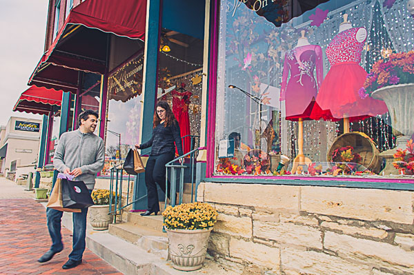 Boutique Holiday Shopping in Downtown Batavia
