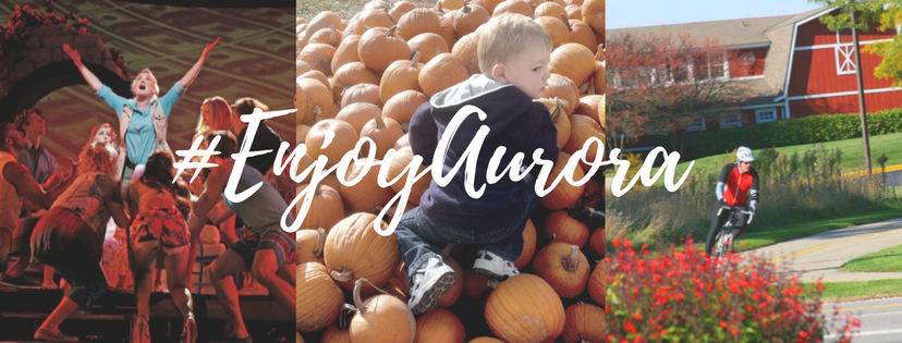 Fall FAmily Fun and Things To Do in the Aurora Area, October 2016