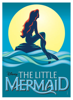 Disney's The Little Mermaid Broadway Production at Paramount Theatre