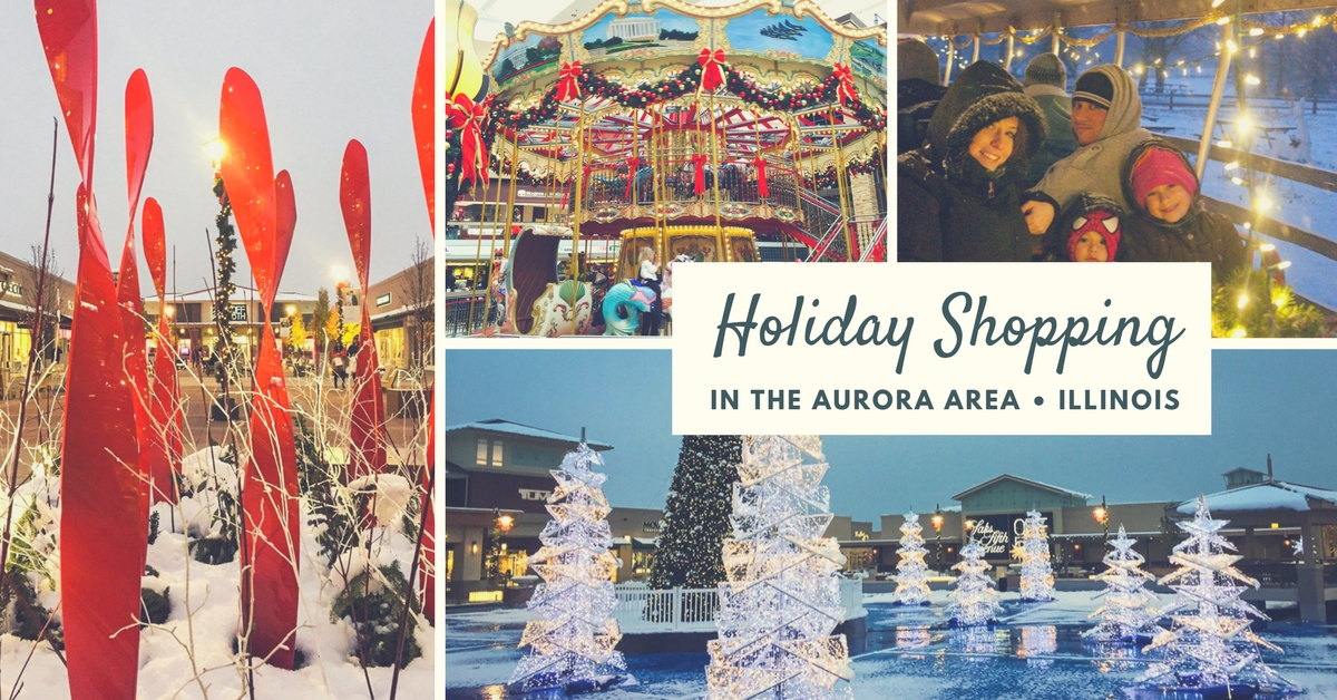 Holiday Shopping Guide to the Aurora Area