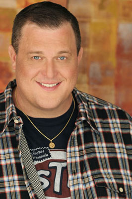 Billy Gardell at the Paramount Theatre