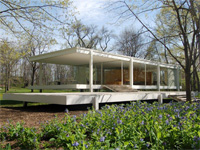 Day 2 Architecture Tour - Farnsworth House