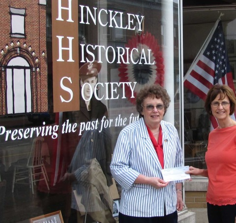 Hinckley Historical Society Museum