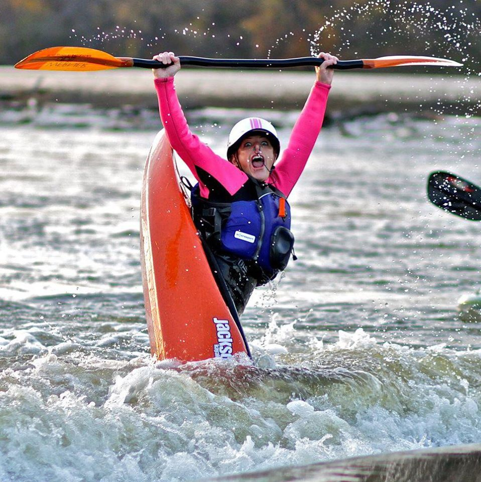 Marge Cline Whitewater Course