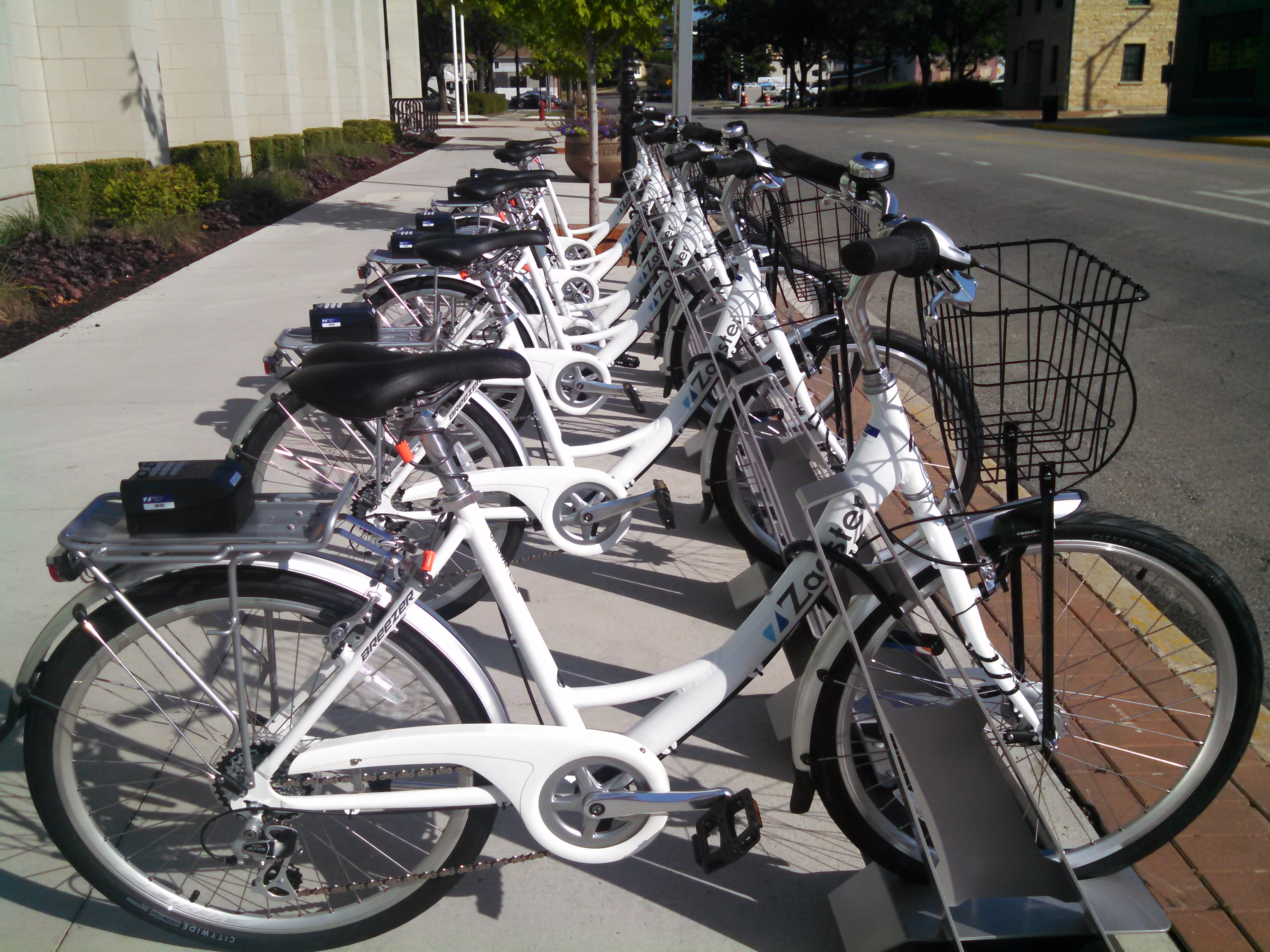 Zagster Bike-Share Program