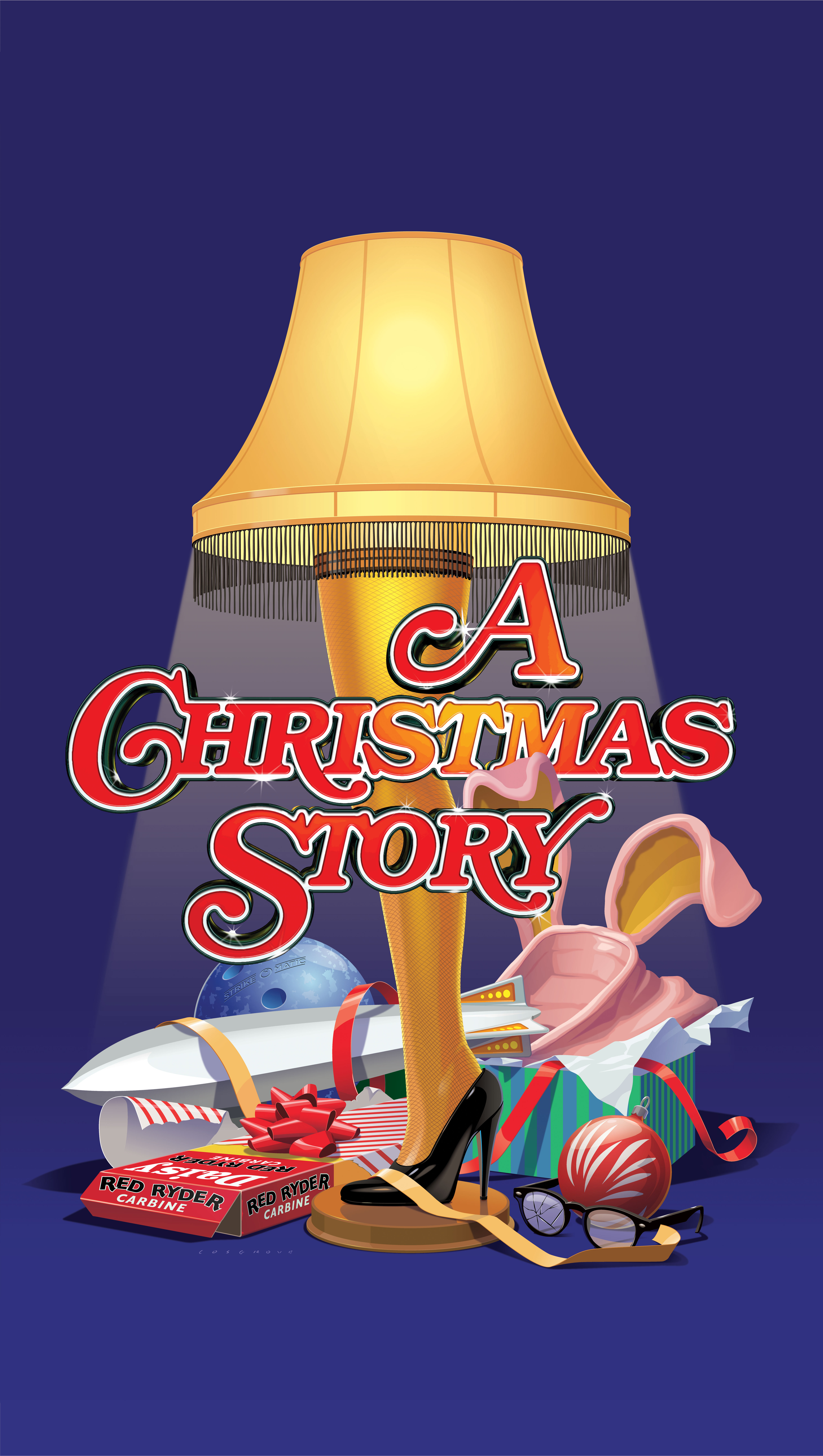 A Christmas Story The Musical.A Christmas Story The Musical