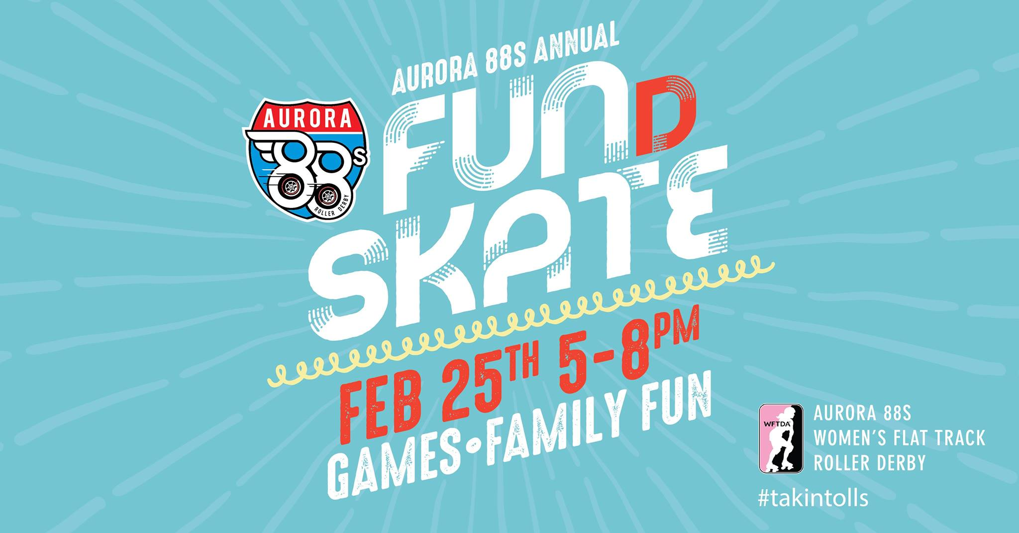 Aurora 88s Annual Fund Skate