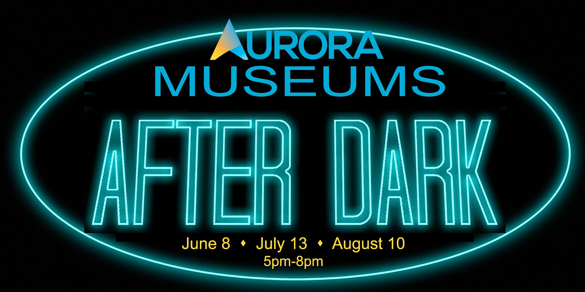 Aurora Museums After Dark