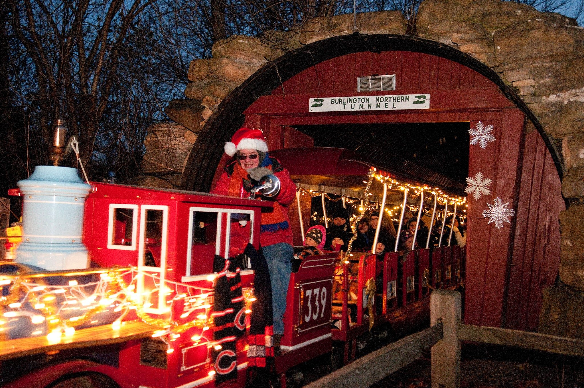 Holiday Express at Blackberry Farm