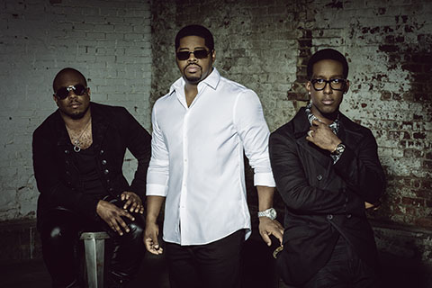 Boyz II Men @ Paramount Theatre