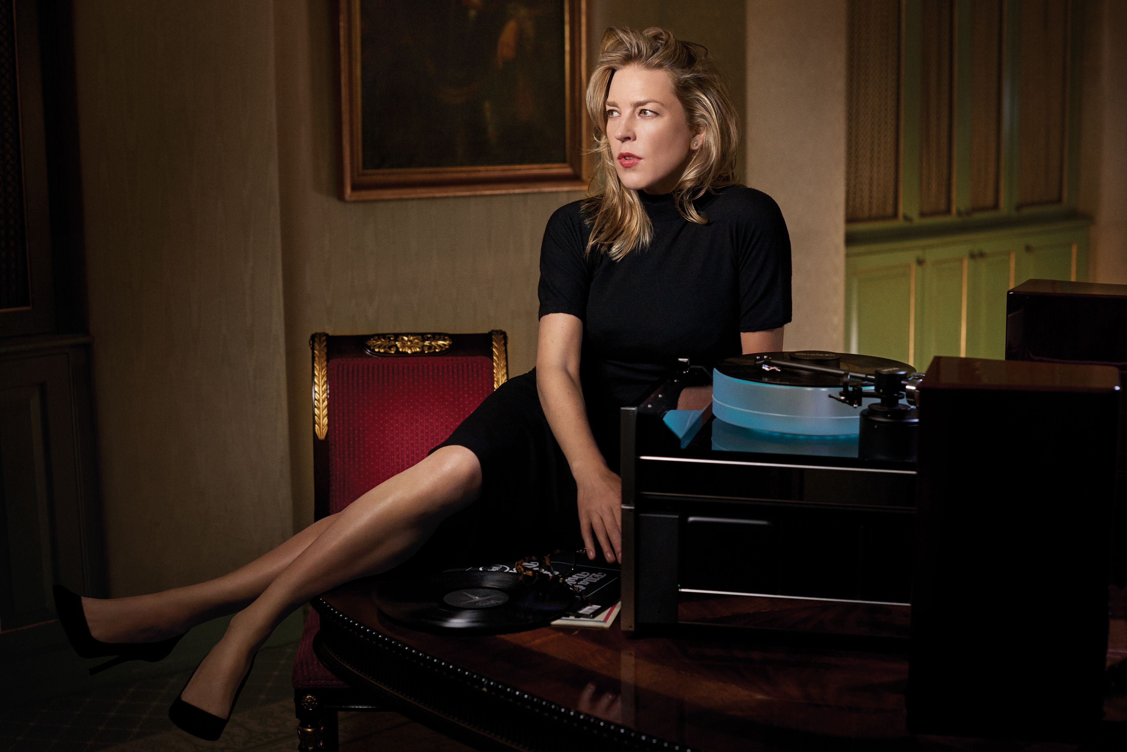Diana Krall World Tour: Turn Up the Quiet