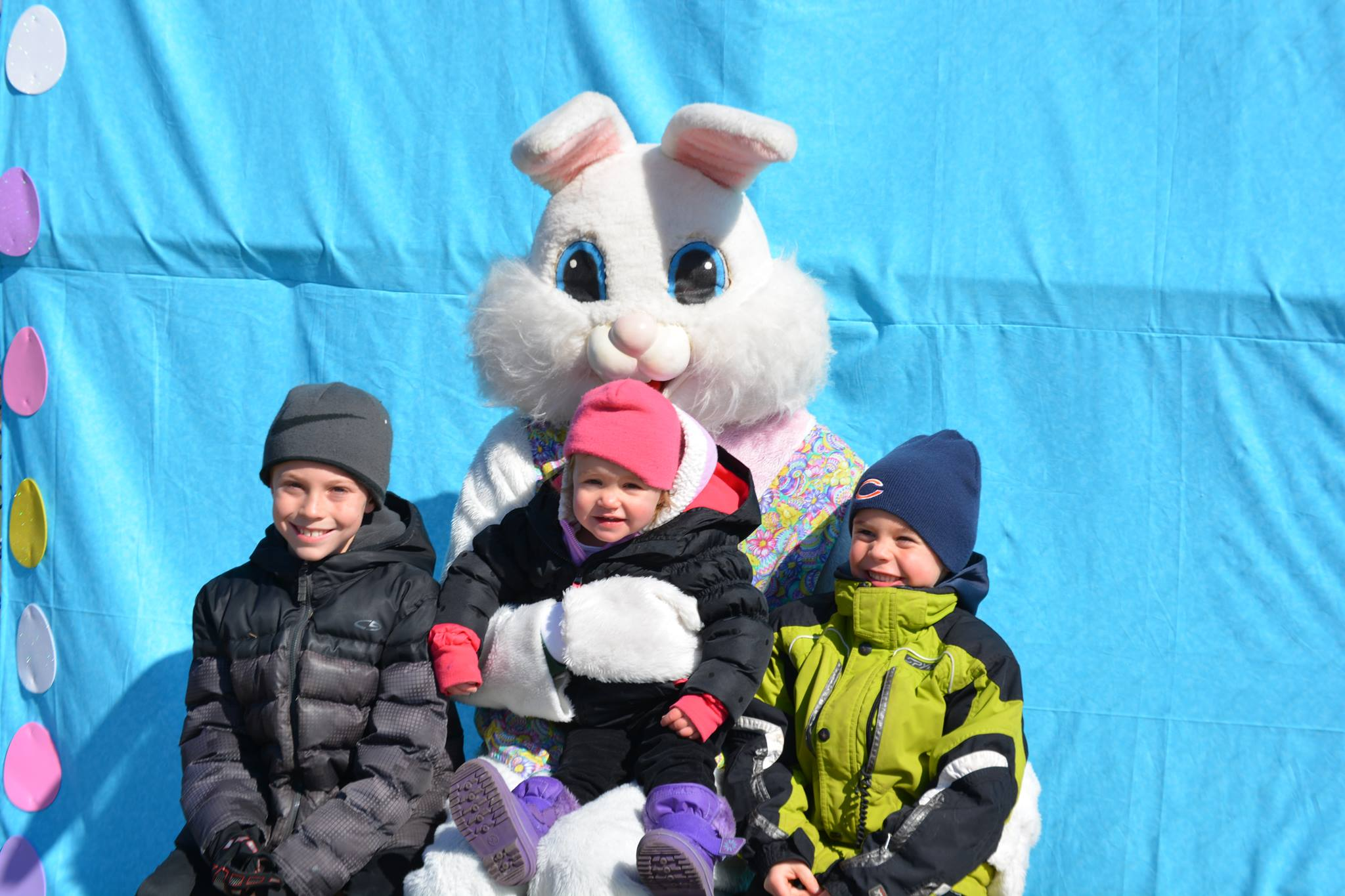Easter Egg Hunt @ West Main Community Park