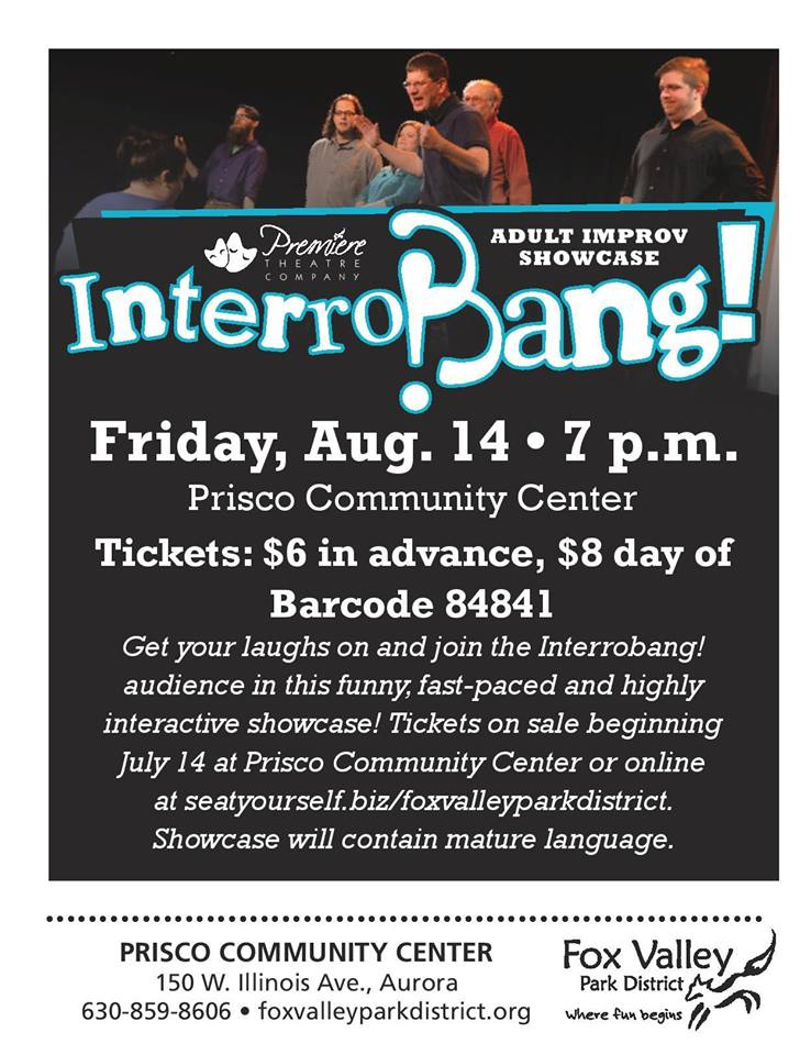 Interrobang?! Adult Improv Comedy Show