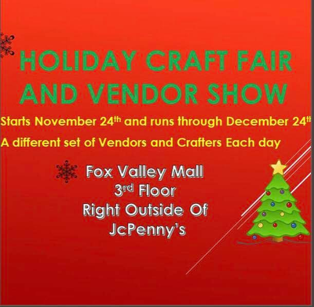 Holiday Craft & Vendor Fair at Fox Valley Mall
