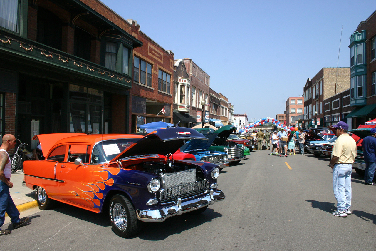 Historic LaSalle Street 9th Annual Auto Show