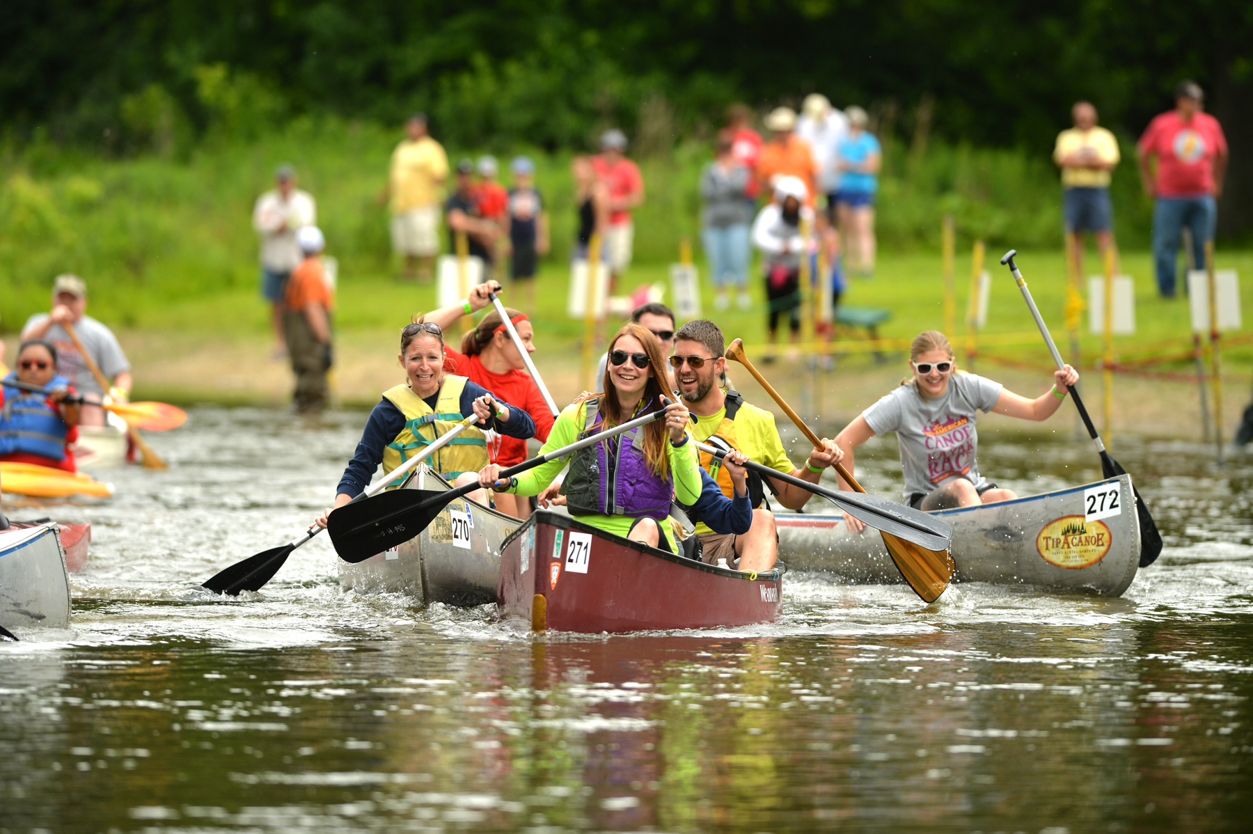 *CANCELED* Mid-American Canoe and Kayak Race