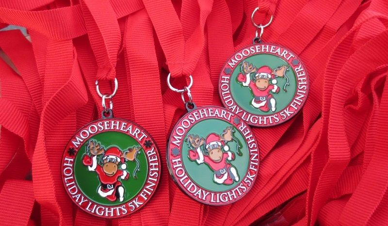 Mooseheart Holiday Lights 5K
