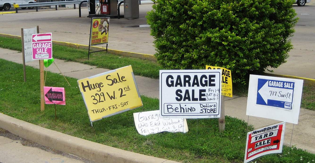 More on 34 Statewide Garage Sale