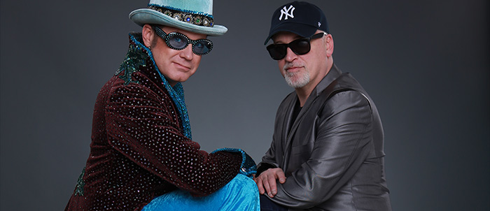 Piano Men: A Tribute to Elton John and Billy Joel