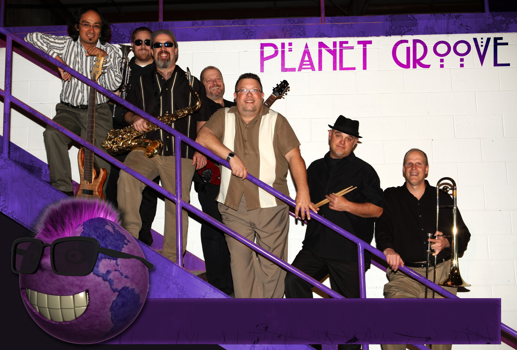 Planet Groove @ the Roundhouse