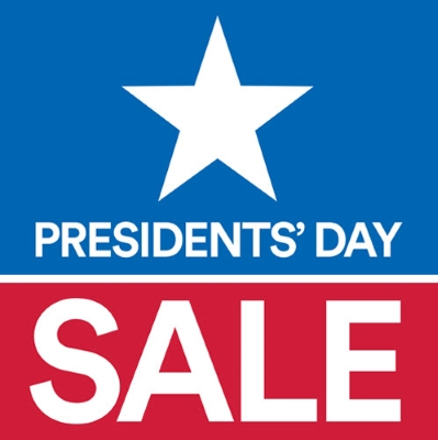 President's Day Sale at Chicago Premium Outlets