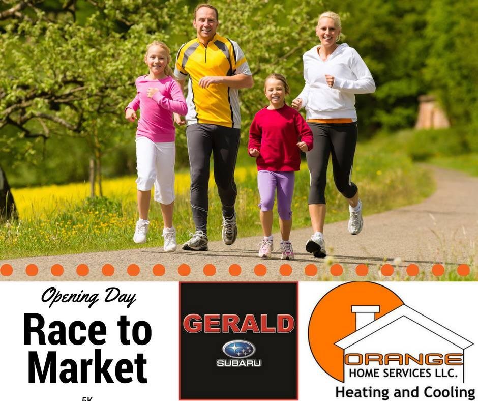 Race to Market 5K and WellBatavia Expo