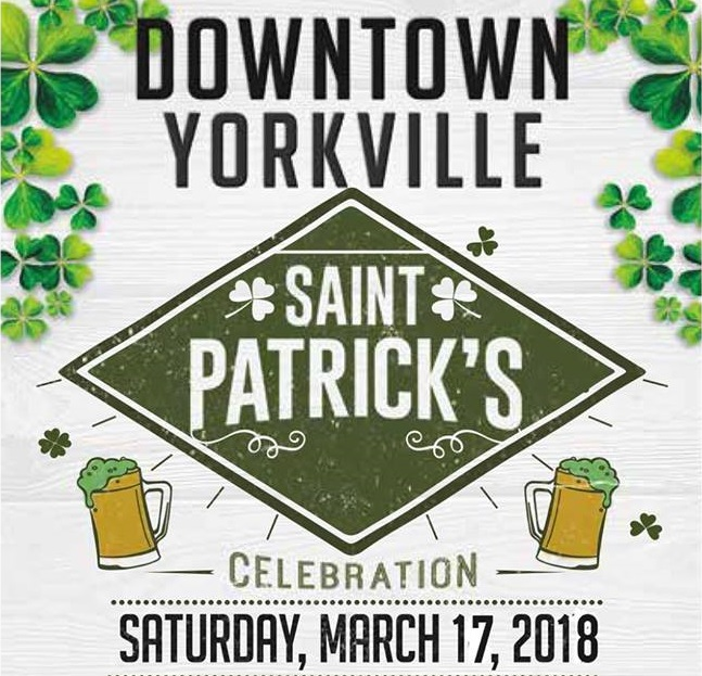 Yorkville St. Patricks Day Celebration