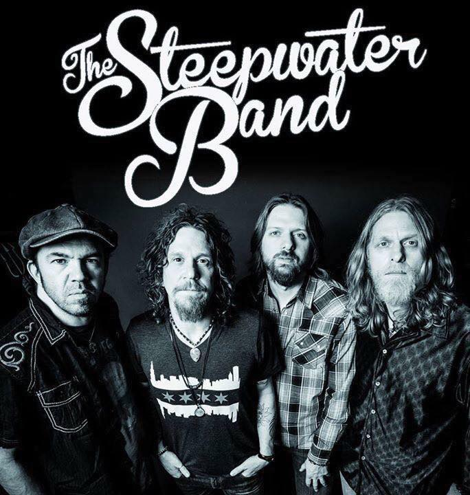 The Steepwater Band / Dirty Water at the Law Office