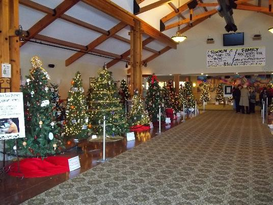 Holiday Lane Craft Show and Festival of Trees
