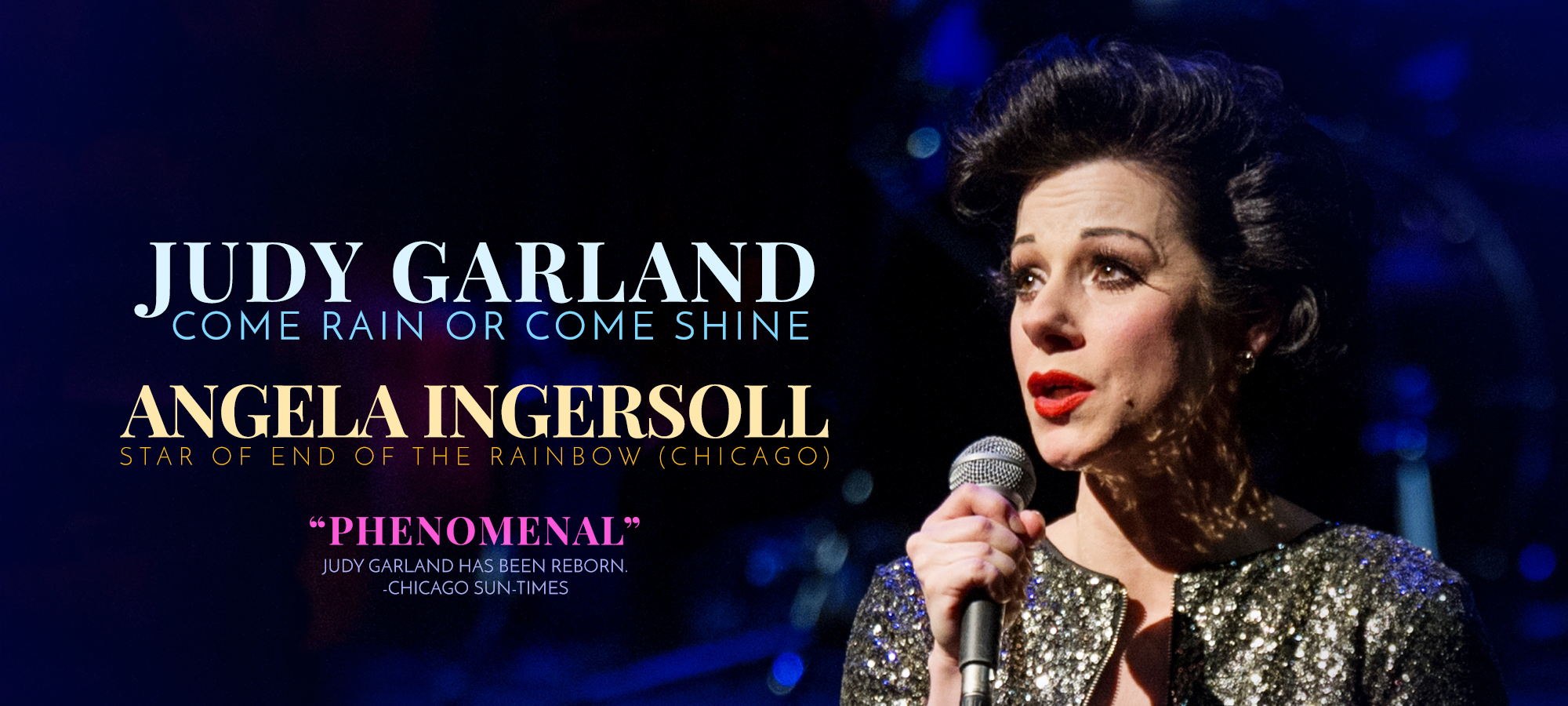Judy Garland: Come Rain or Come Shine