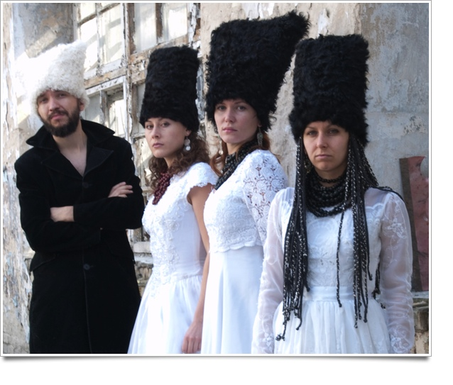 DakhaBrakha at Fermilab