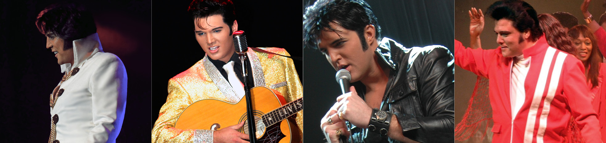 Elvis Tribute Spectacular: Birthday Edition