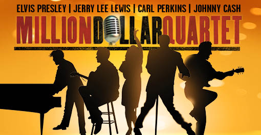 Million Dollar Quartet - Live at the Paramount