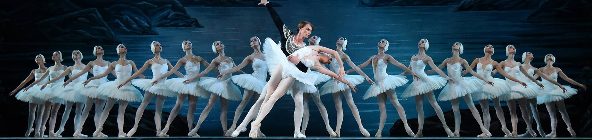Swan Lake: National Ballet Theatre of Odessa