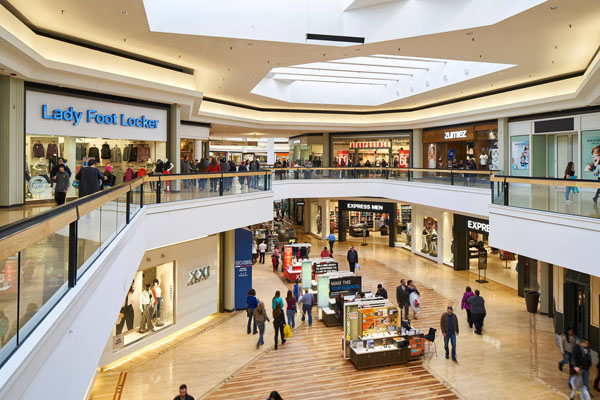Holiday Shopping at Fox Valley Mall and Route 59 Shopping Corridor