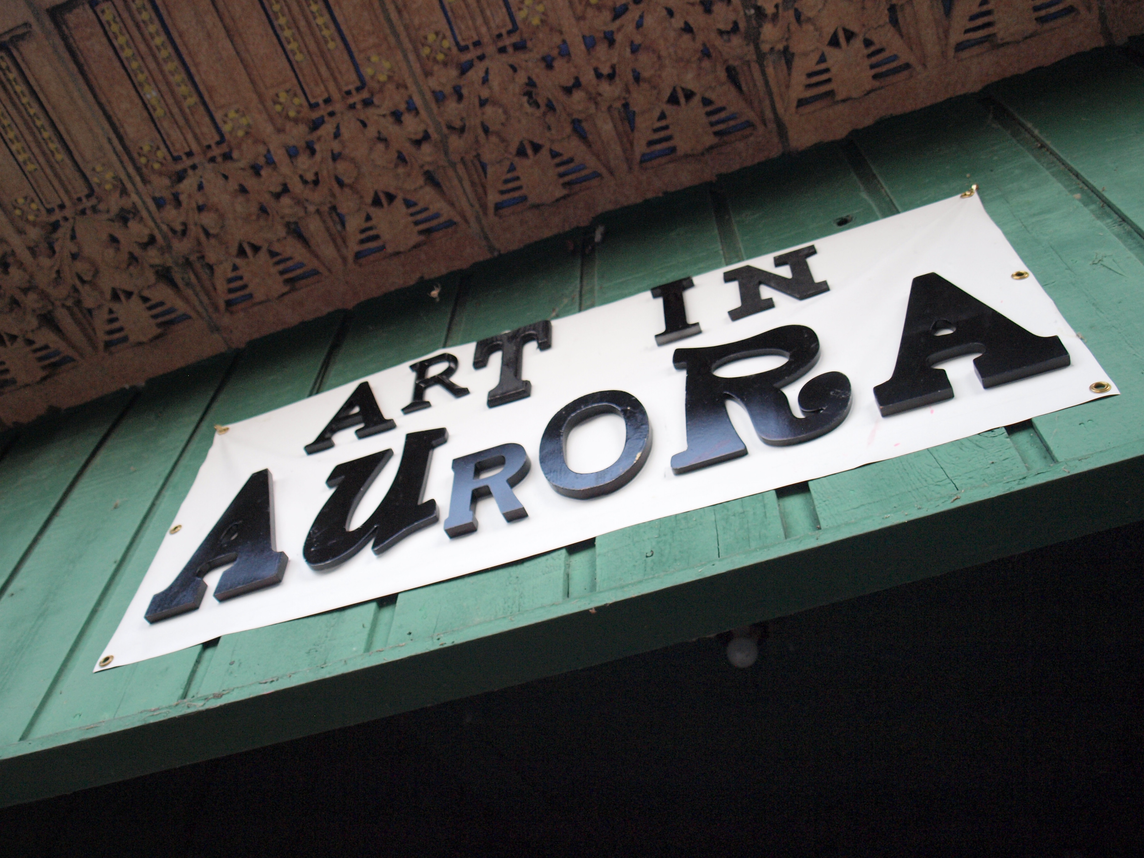 Downtown Aurora Art Galleries