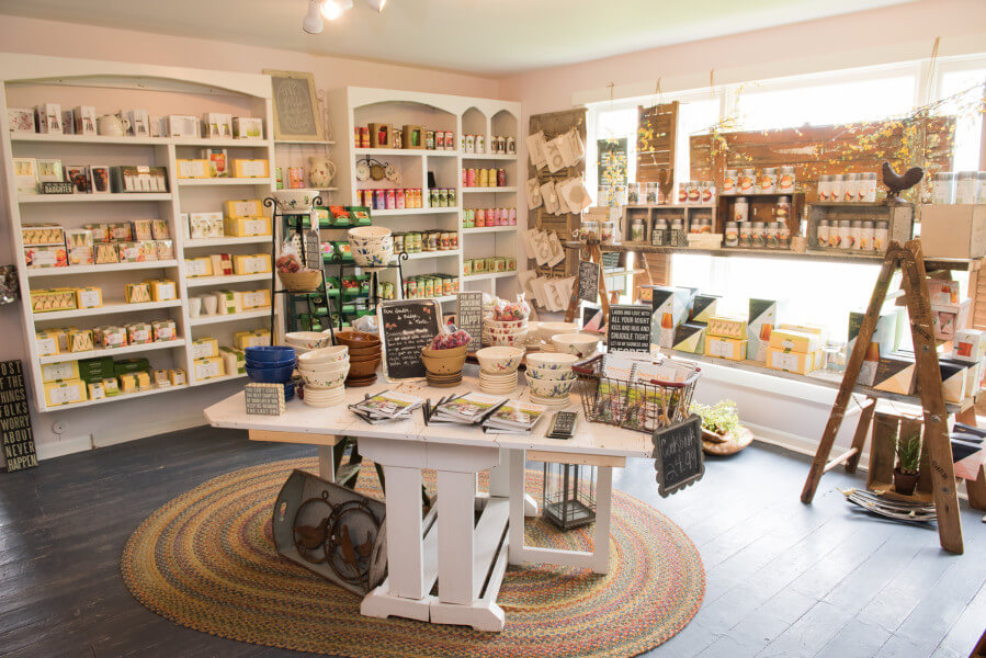 Emerson Creek Pottery & Tearoom