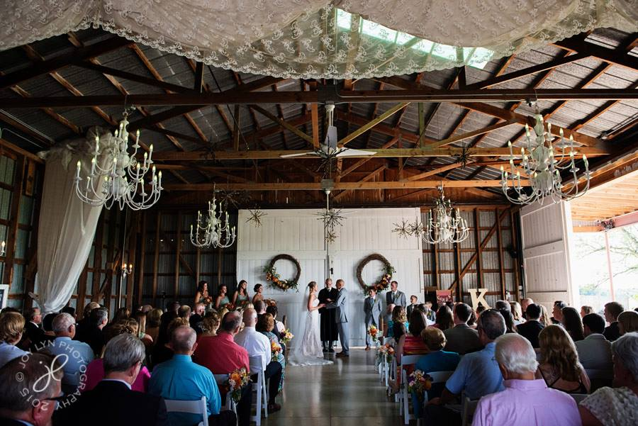 Emerson Creek Barn Weddings