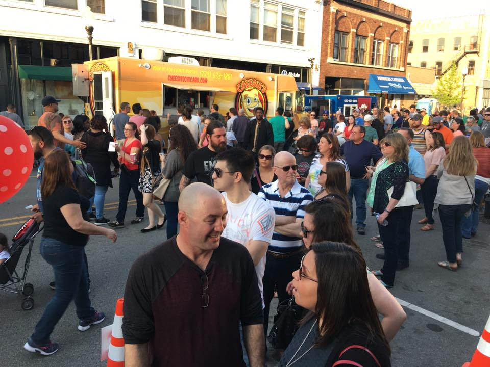 Stolp Island Block Party