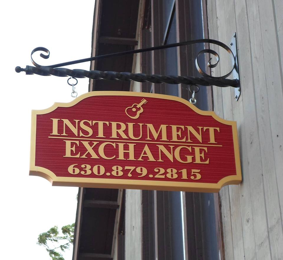Instrument Exchange