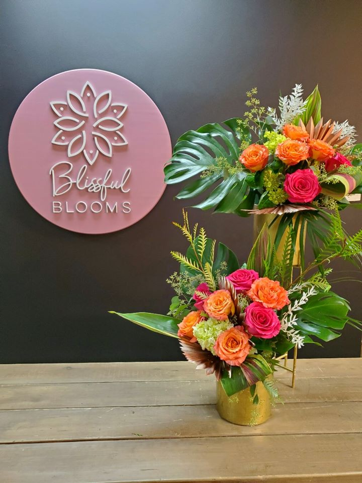 Blissful Blooms