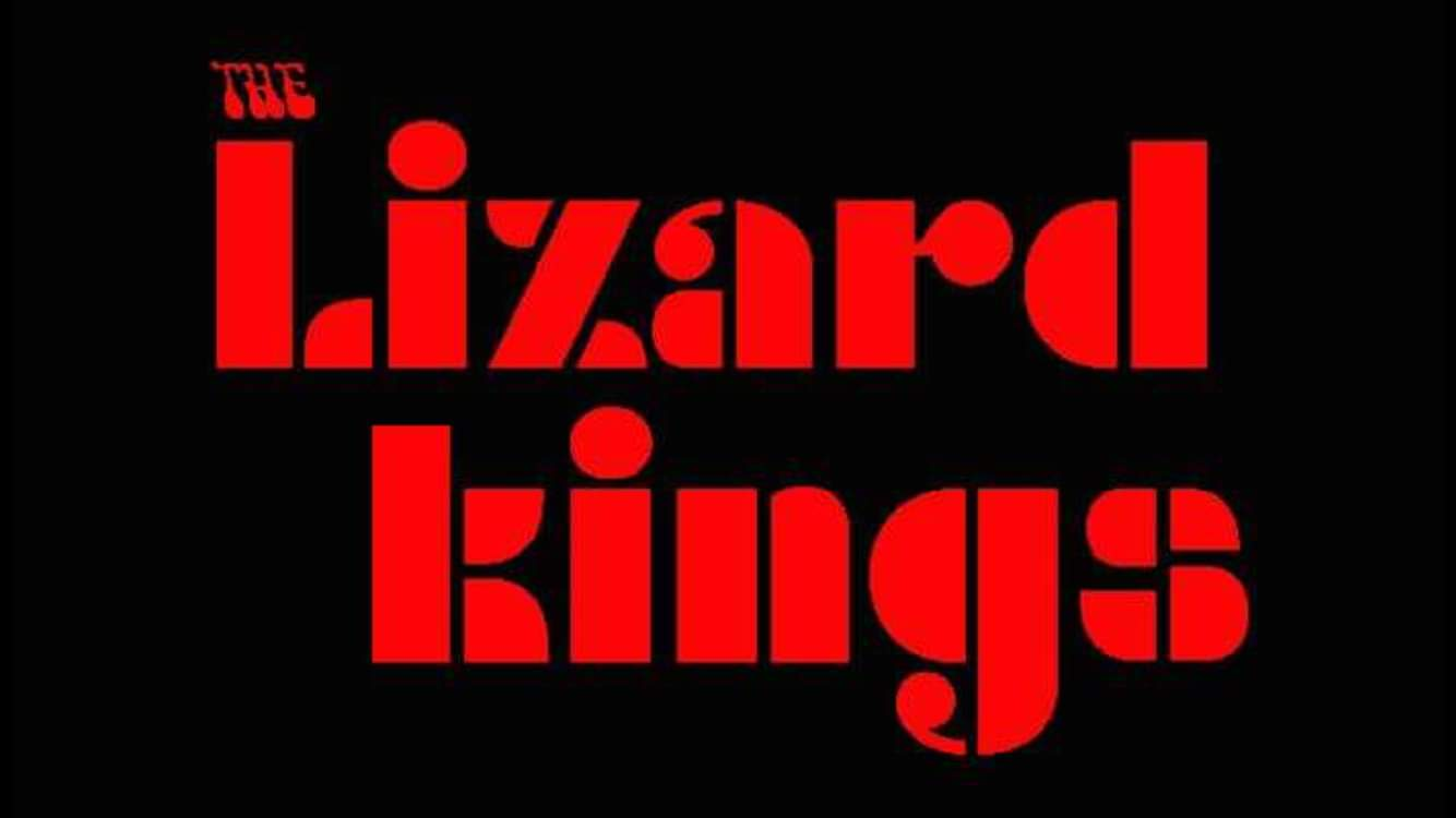 Roundhouse Bands - The Lizard Kings