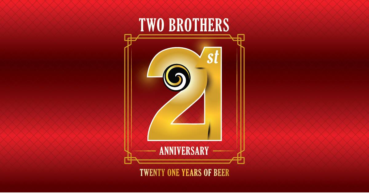 Two Brothers 21st Anniversary Party