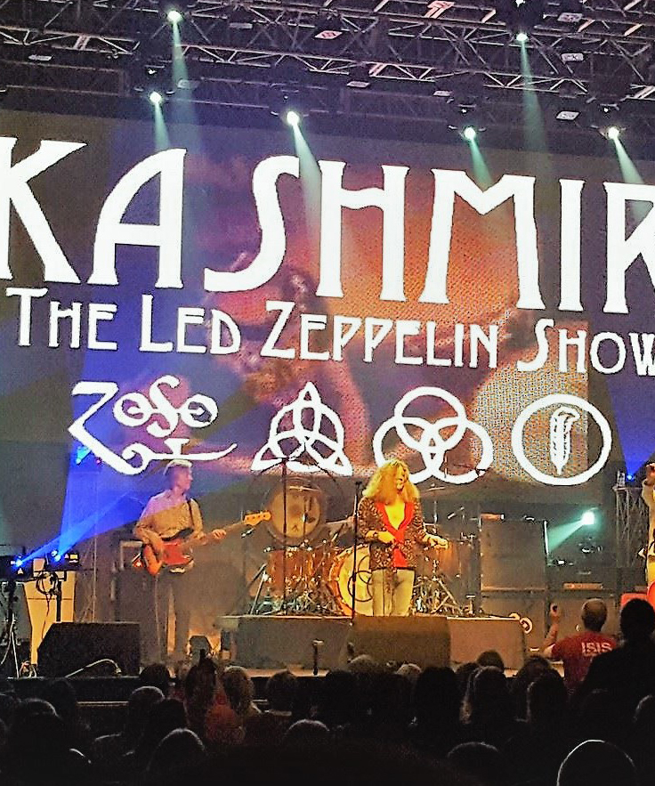 KASHMIR (Led Zeppelin Tribute)