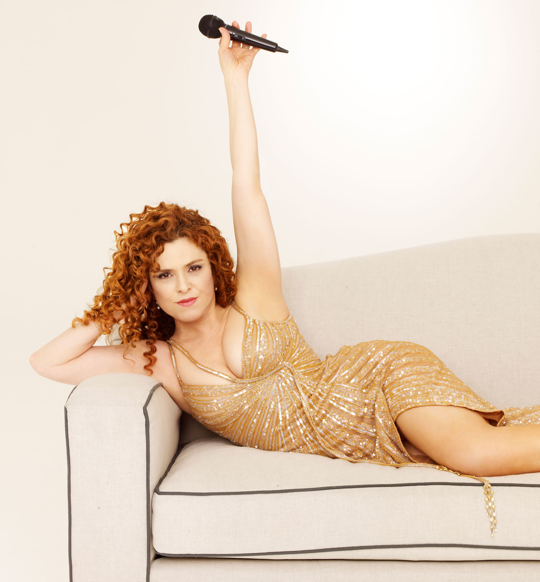 An Evening with Bernadette Peters @ Paramount Theatre