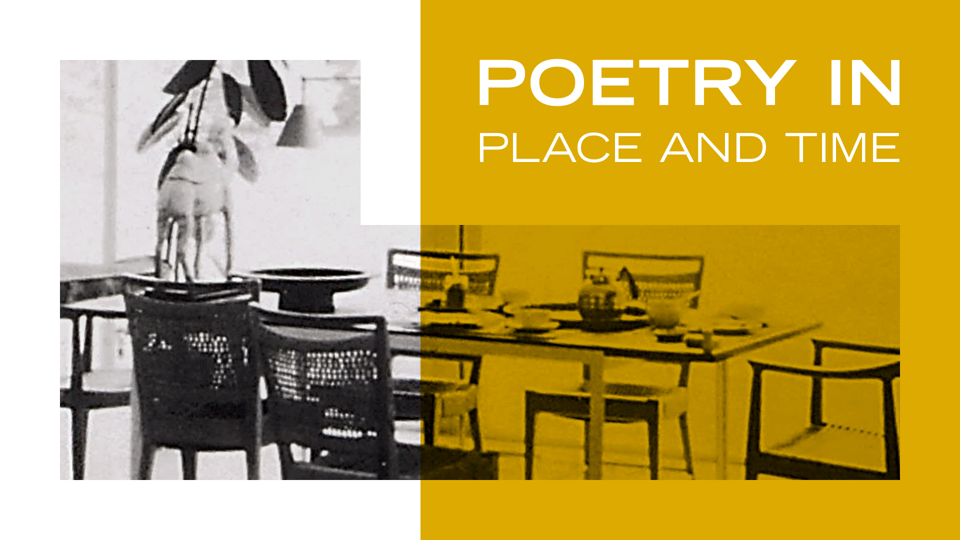 Architea: Poetry in Place and Time