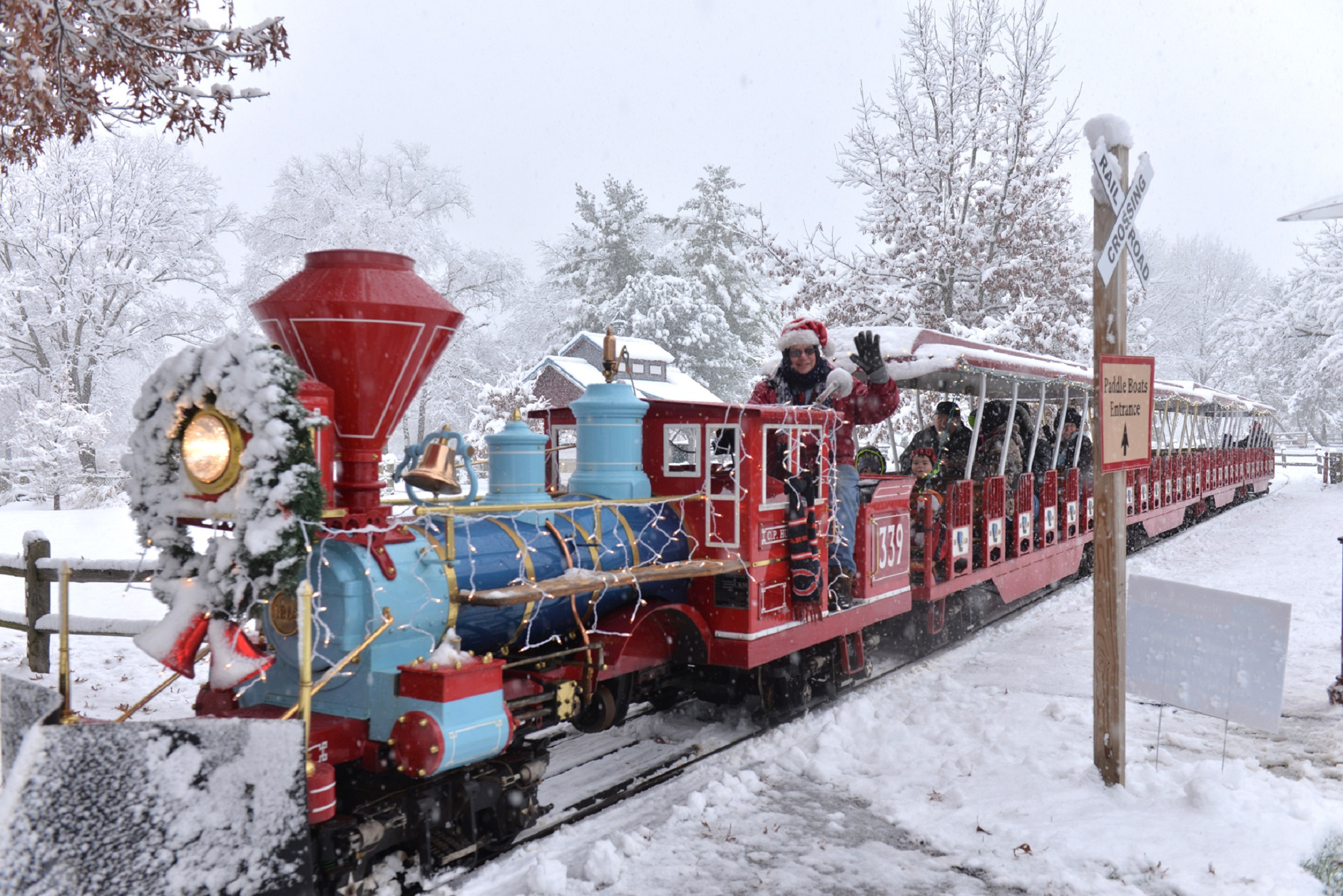 Holiday Express at Blackberry Farm - Special Needs Night