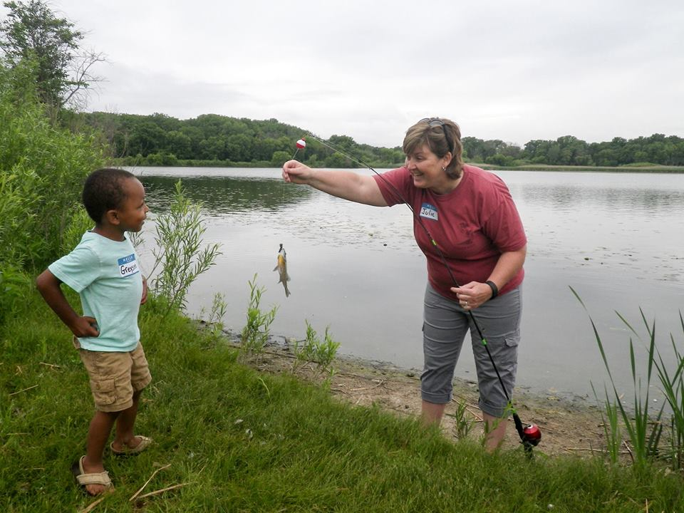Get Hooked on Fishing at Lake Patterson