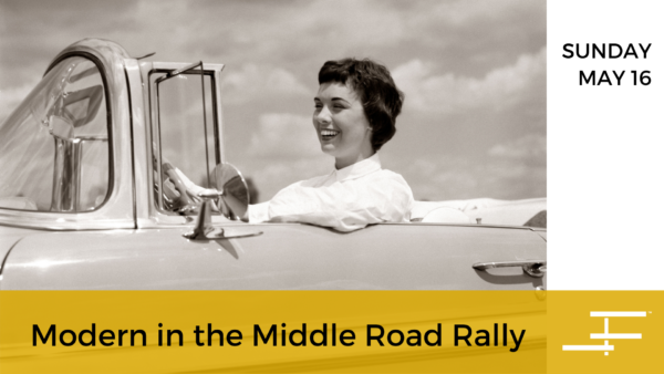 Modern In The MIddle Road Rally