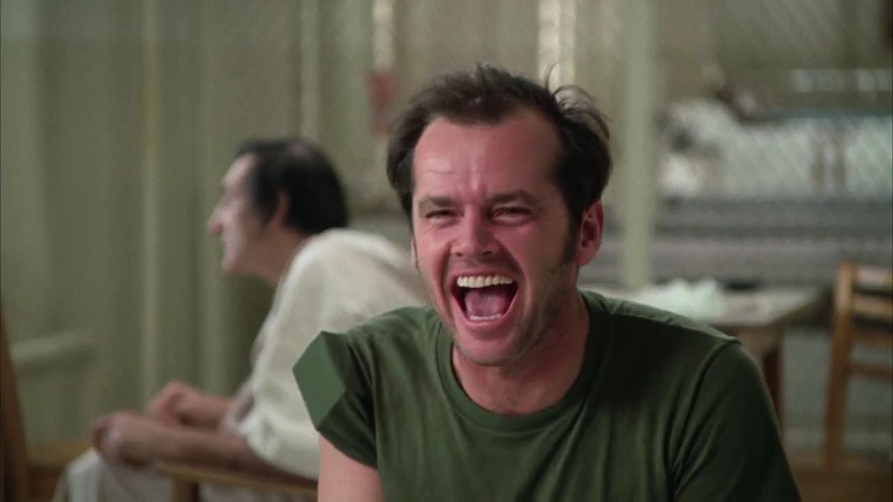 one flew over the cuckoos nest movie vs book